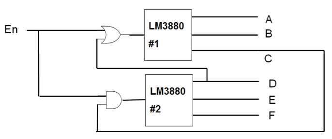power supply sequencing for an fpga