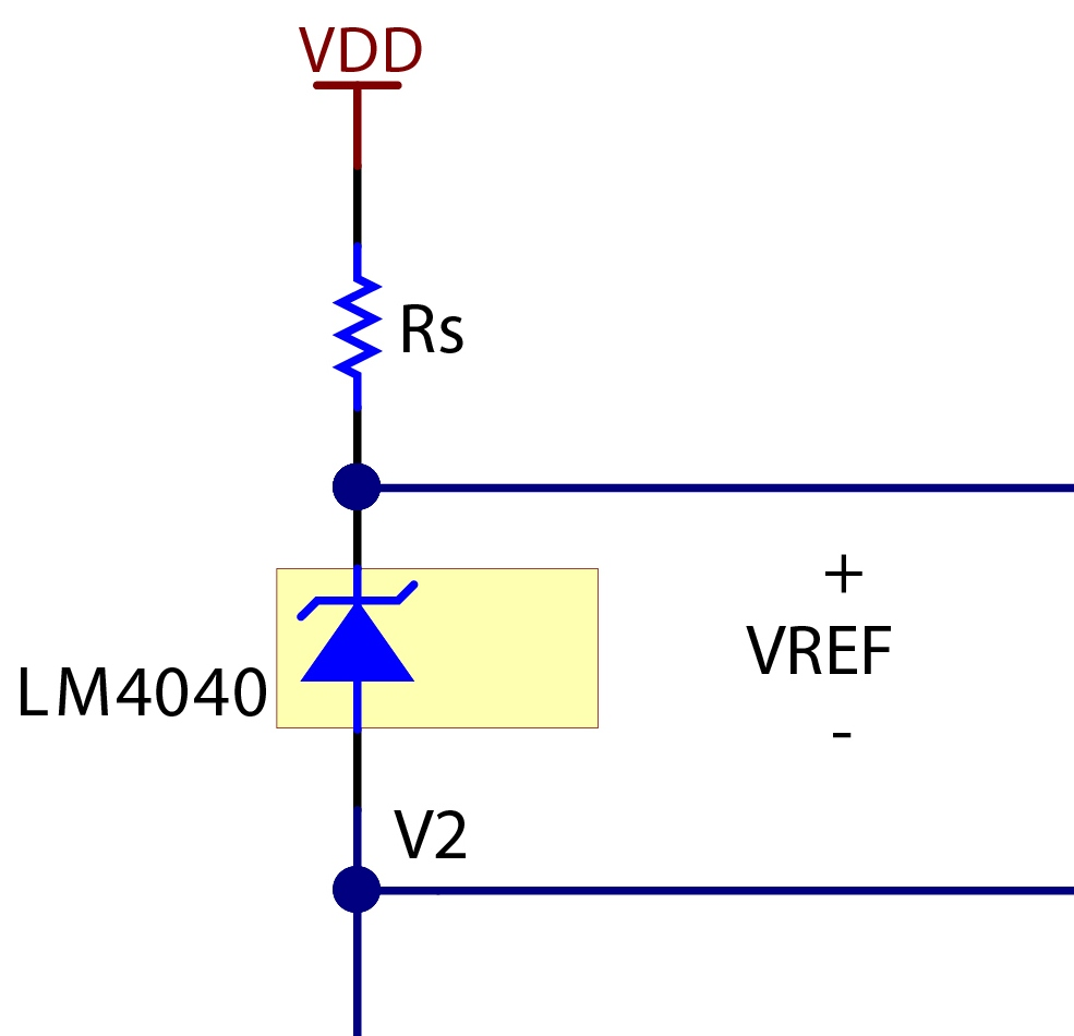 Shunt Versus Series How To Select A Voltage Reference Topology Negative Generator Electronic Circuits And Figure 4 Floating