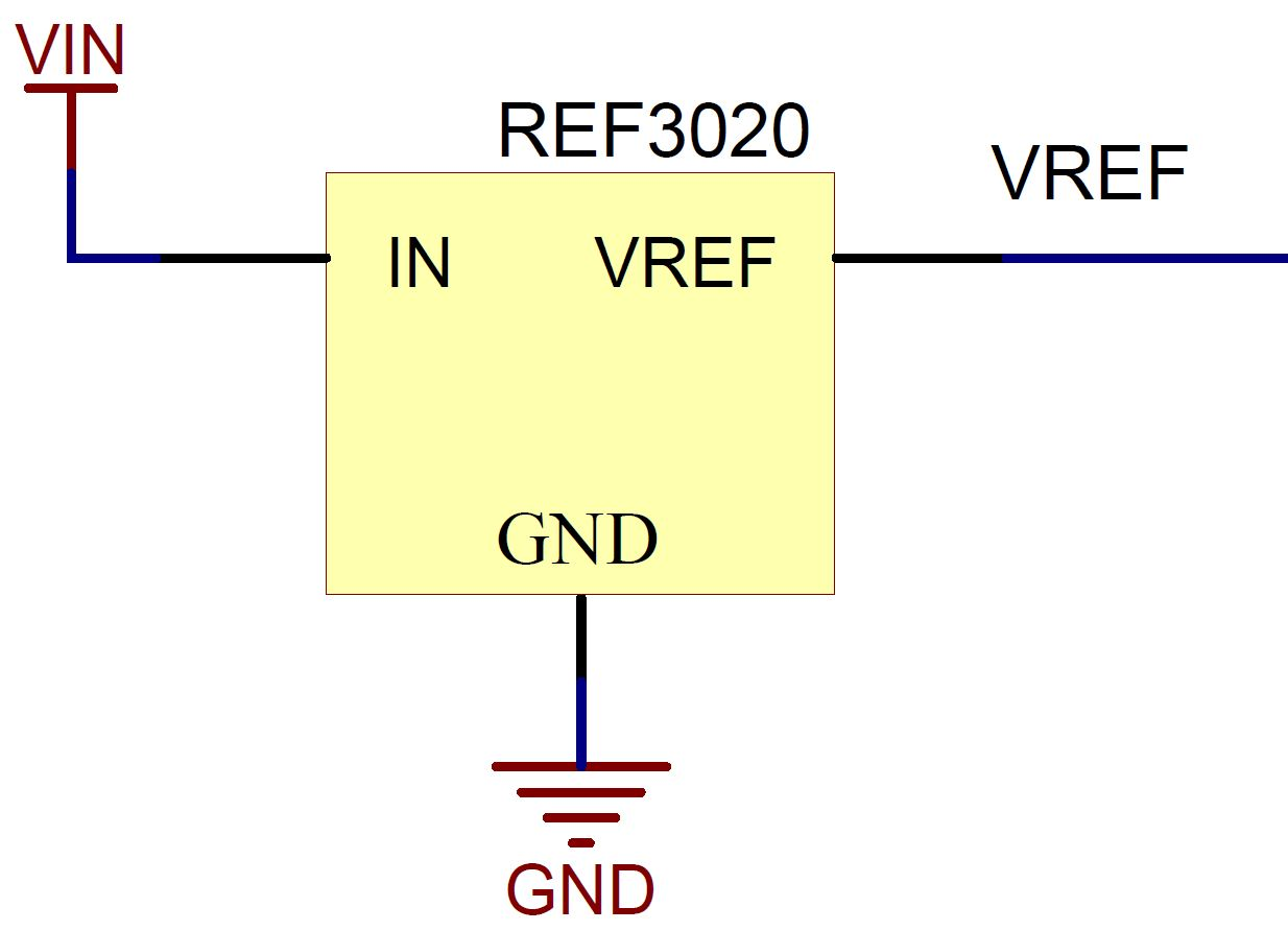 Shunt Versus Series How To Select A Voltage Reference Topology Divider Controlling Figure 7 Device Schematic