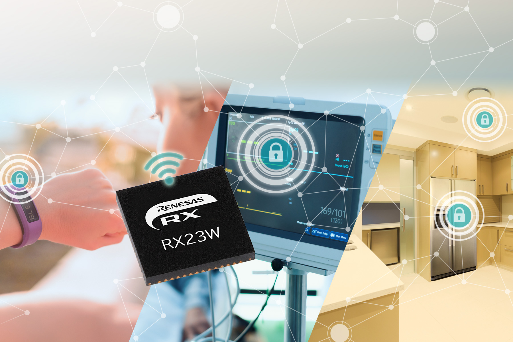 Renesas Electronics Delivers Enhanced Security and Privacy