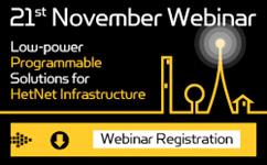 Learn about heterogeneous network (HetNet) architecture in a Lattice Semiconductor webinar.