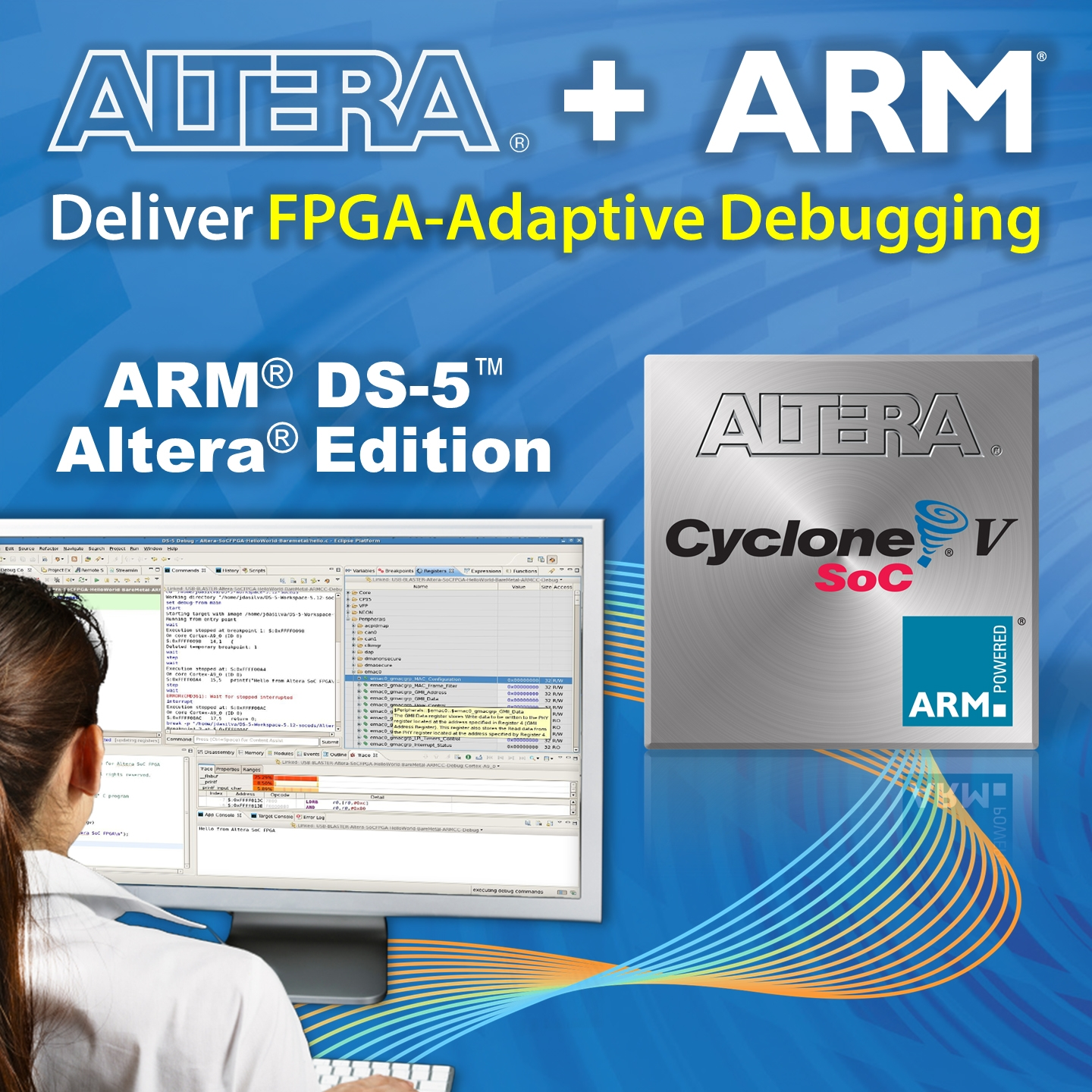 Altera collaborates with ARM for FPGA SoC toolkit