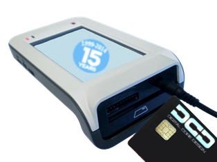 DSMART IP Core for smart card reader applications.